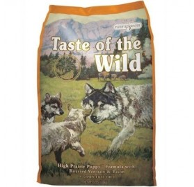 Taste of the Wild, Hight Prairie-Bisonte, Puppy