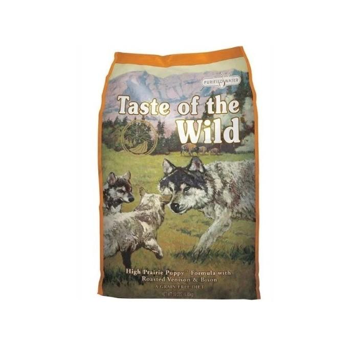 Taste of the Wild, Hight Prairie-Bisonte, Puppy