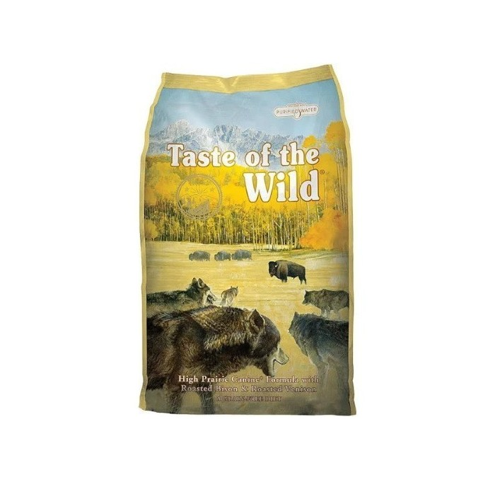 Taste of The Wild High Prairie Bisonte