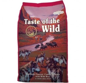 Taste of The Wild Southwest Canyon Buey