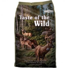 Taste of The Wild Pine Forest Venado