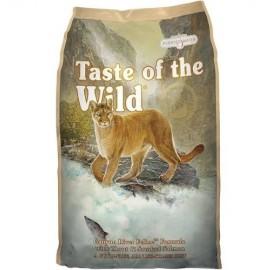 Taste of The Wild Feline Canyon River