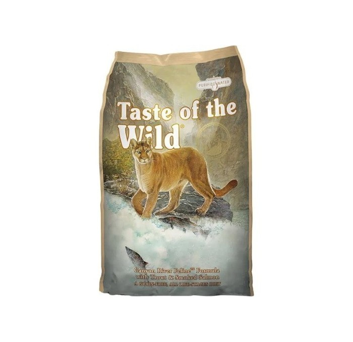 Taste of the Wild CANION RIVER