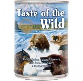 Lata Taste of The Wild Pacific Stream Salmon