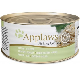 Applaws Lata Gato Kitten Pollo
