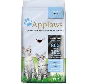 Applaws Cat Kitten Pollo
