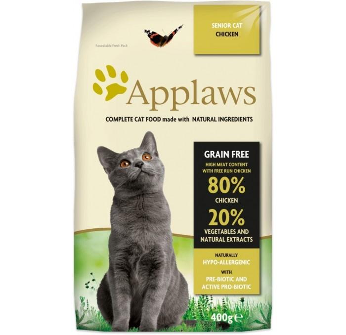 Applaws Cat Senior Pollo