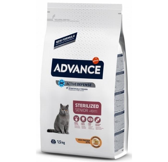 Advance Gato Senior Sterilized Pavo