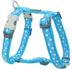 Red Dingo Arnés para Perros Stars Azul