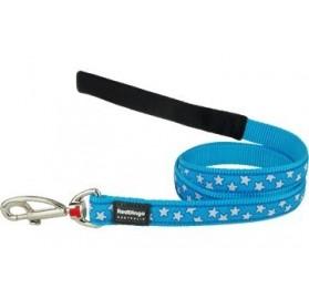 Red Dingo Correa para Perros Stars Azul