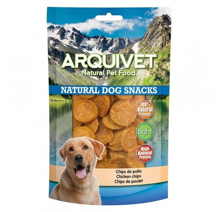 Chips de Pollo Arquivet