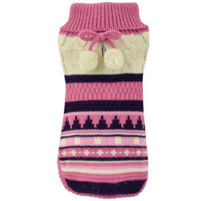 Jersey para Perro Tundra rosa