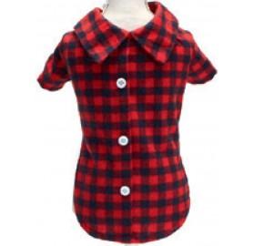 Camisa para Perro Shirt Grunge