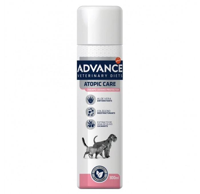 Advance Champú Dermoprotector Atopic Care