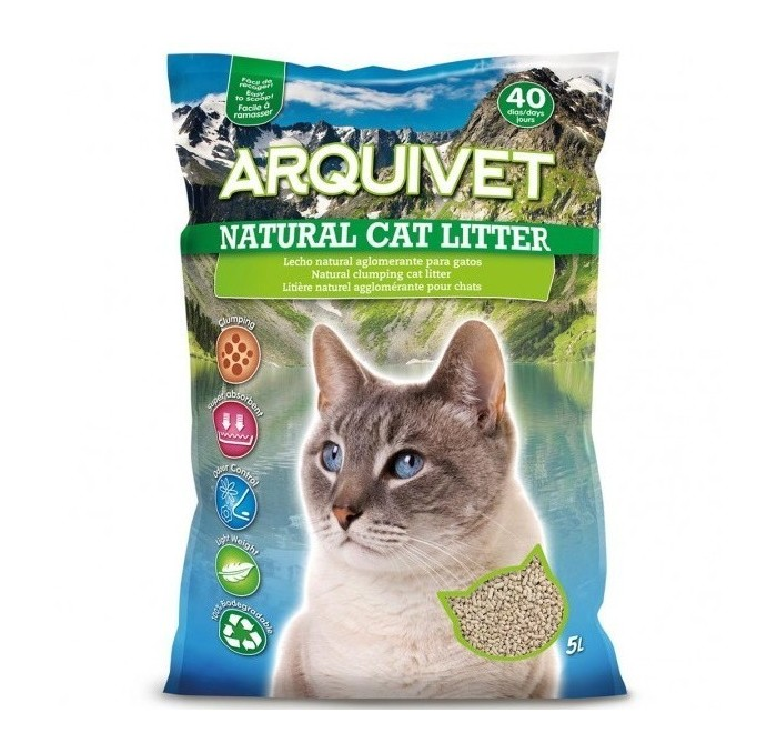 Cama natural para Gatos Arquivet