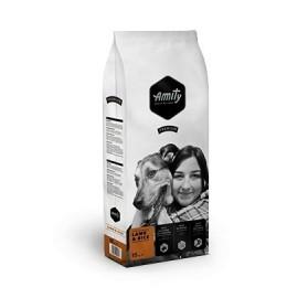 Pienso Amity Lamb&Rice Premium, 15kg