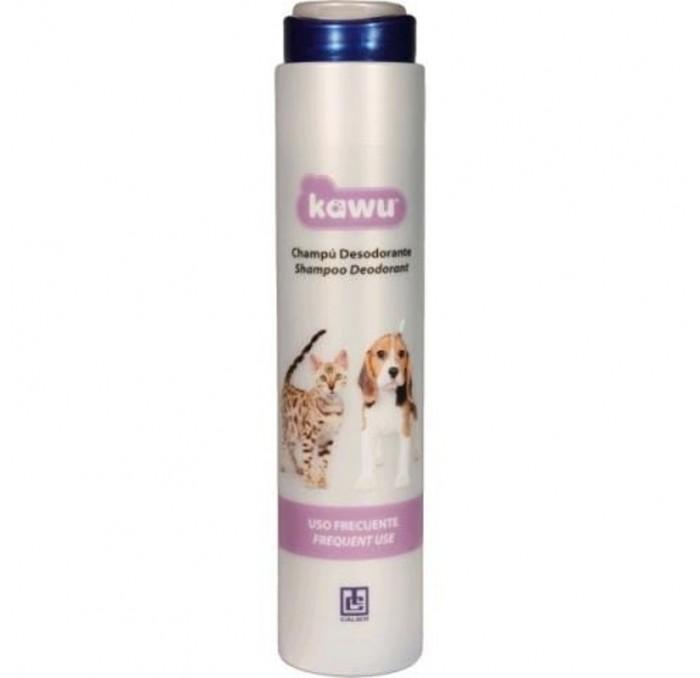 Kawu Champú Desodorante Uso Frecuente