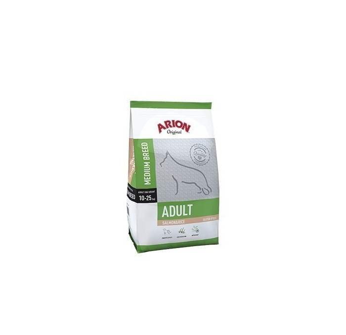 Arion Original Medium Salmon Rice