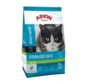 Arion Original Sterilized Chicken Weight Control 33/12