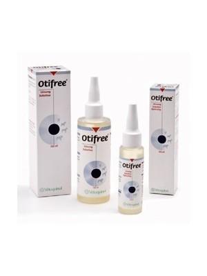 Otifree solución auricular Perros y Gatos Vetoquinol