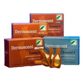 Dermoscent essential 6 Spot on gatos, 4 pipetas