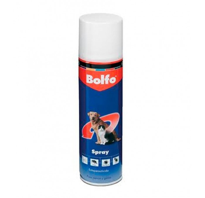 Bolfo Spray antiparasitario, 250ml