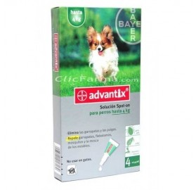 Advantix (0-4kg) 0,4ml