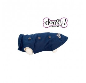 Chaqueta para Perros Doggy Navy