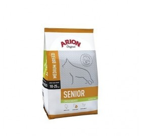 Arion Original Medium Senior Chicken Rice, 12kg