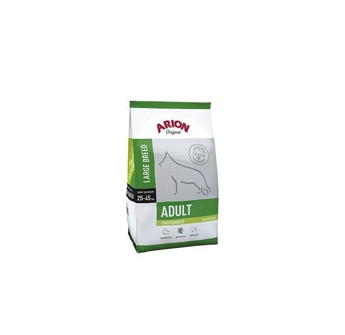 Arion Original Adult Large Chicken Rice, 12kg