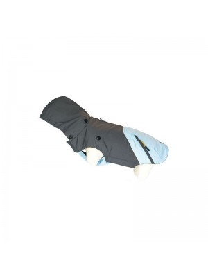 Impermeable para Perros Doggy Tampa Azul