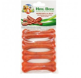 Bolsa de 4 huesos King Bone sabor Bacon