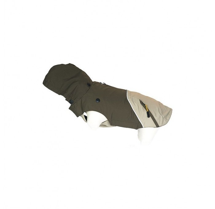 Impermeable para Perros Doggy Tampa Beige