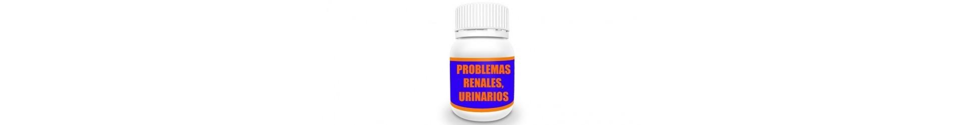 Problemas renales, urinarios