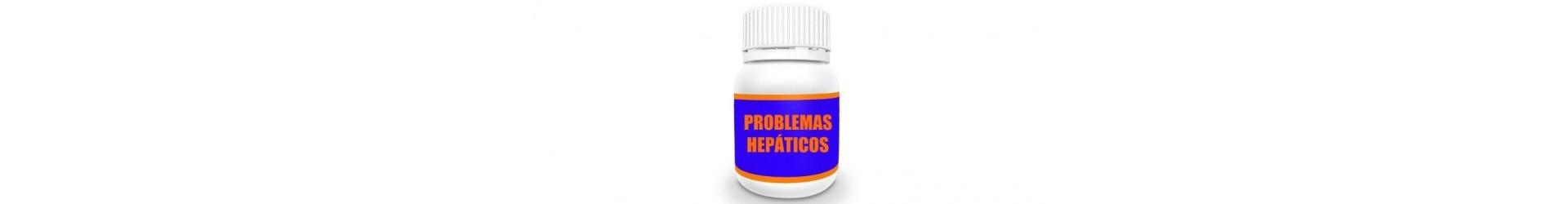 Problemas hepáticos